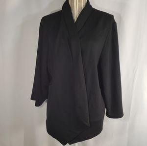 Liz Claiborne Black Jacket Size 22/24